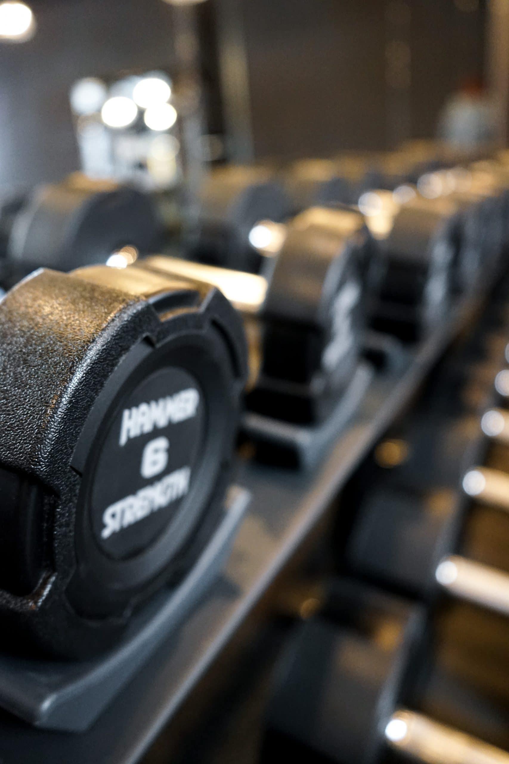 Fitness für Studenten